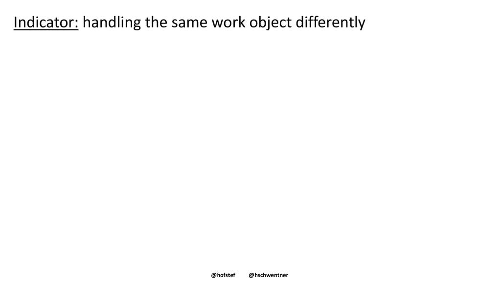 @hofstef @hschwentner Indicator: handling the s...