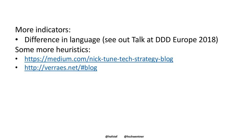 @hofstef @hschwentner More indicators: • Differ...