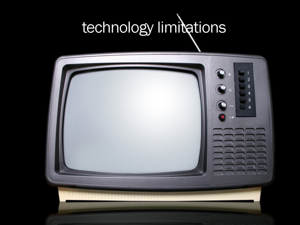 19/02/14 technology limitations