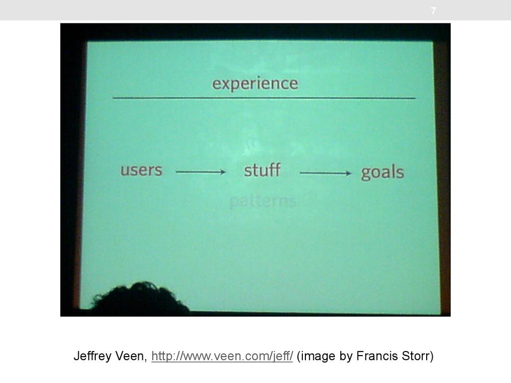 7 Jeffrey Veen, http://www.veen.com/jeff/ (imag...