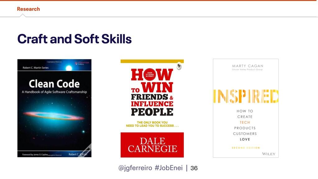 @jgferreiro #JobEnei | Craft and Soft Skills Re...