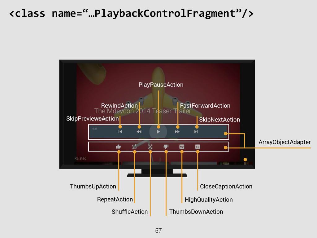 "57 ThumbsUpAction <class name=""…PlaybackCont..."