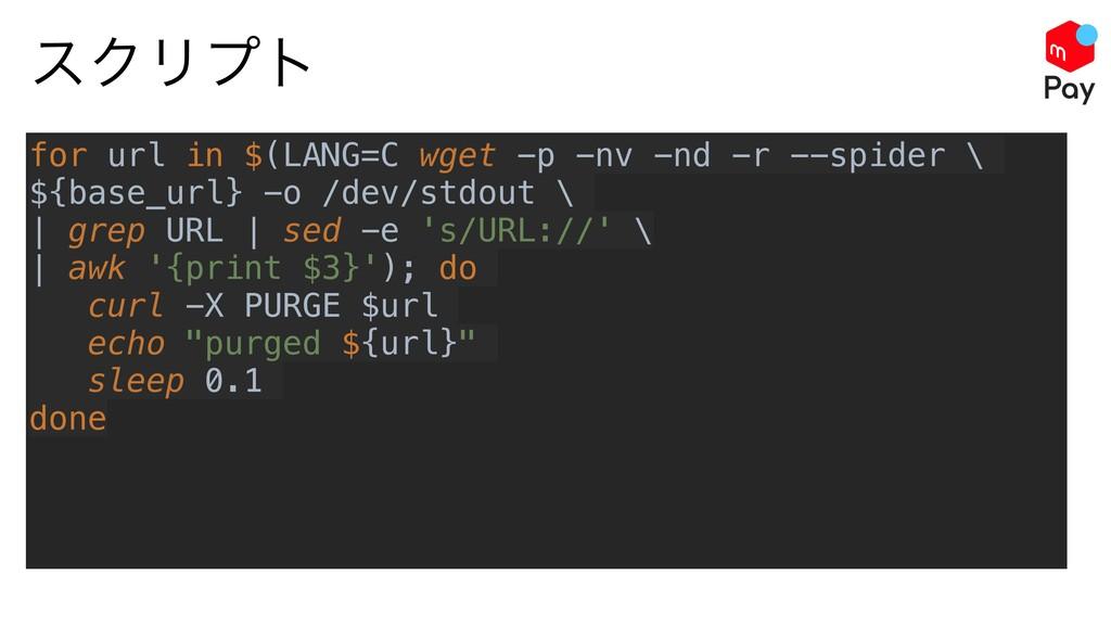 εΫϦϓτ for url in $(LANG=C wget -p -nv -nd -r --...