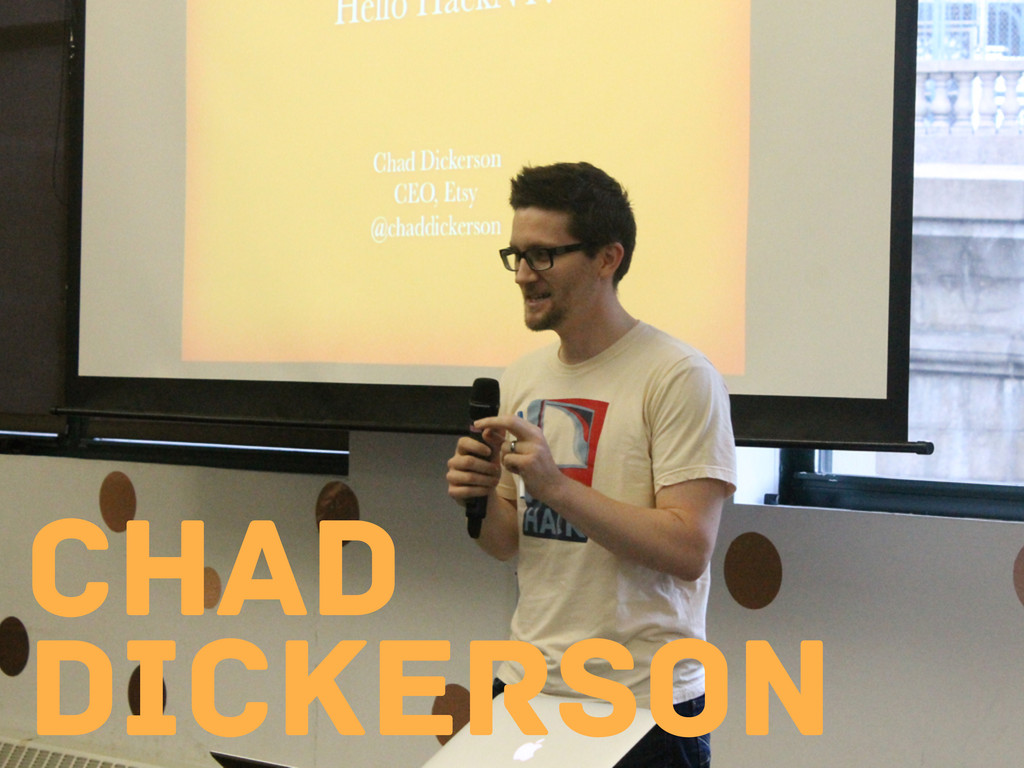 Chad Dickerson