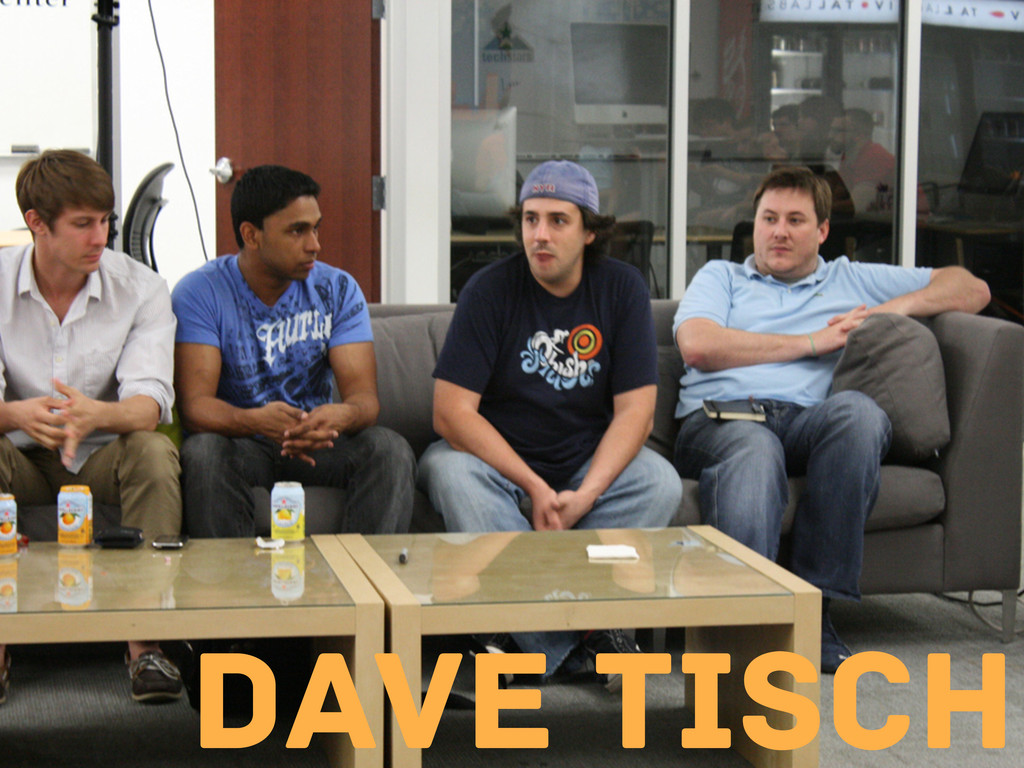 Dave tisch