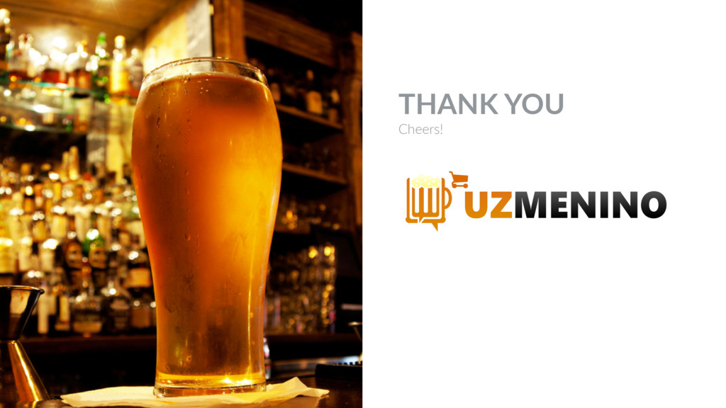 THANK YOU Cheers!
