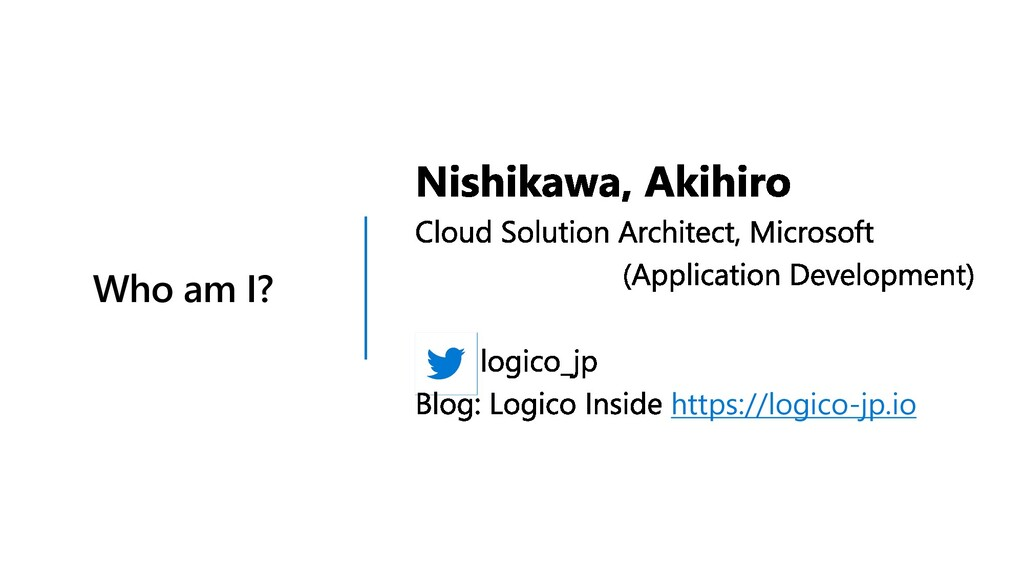 Who am I? https://logico-jp.io