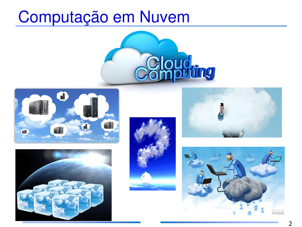 Computação em Nuvem 2