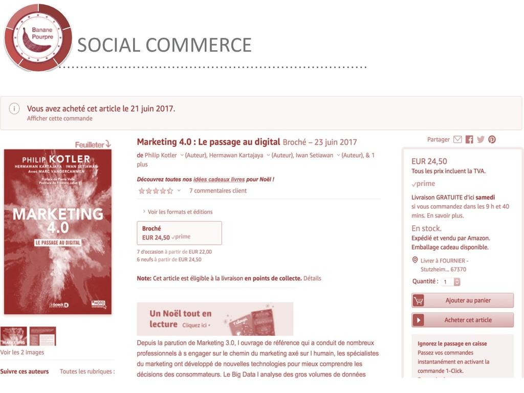 SOCIAL COMMERCE 18