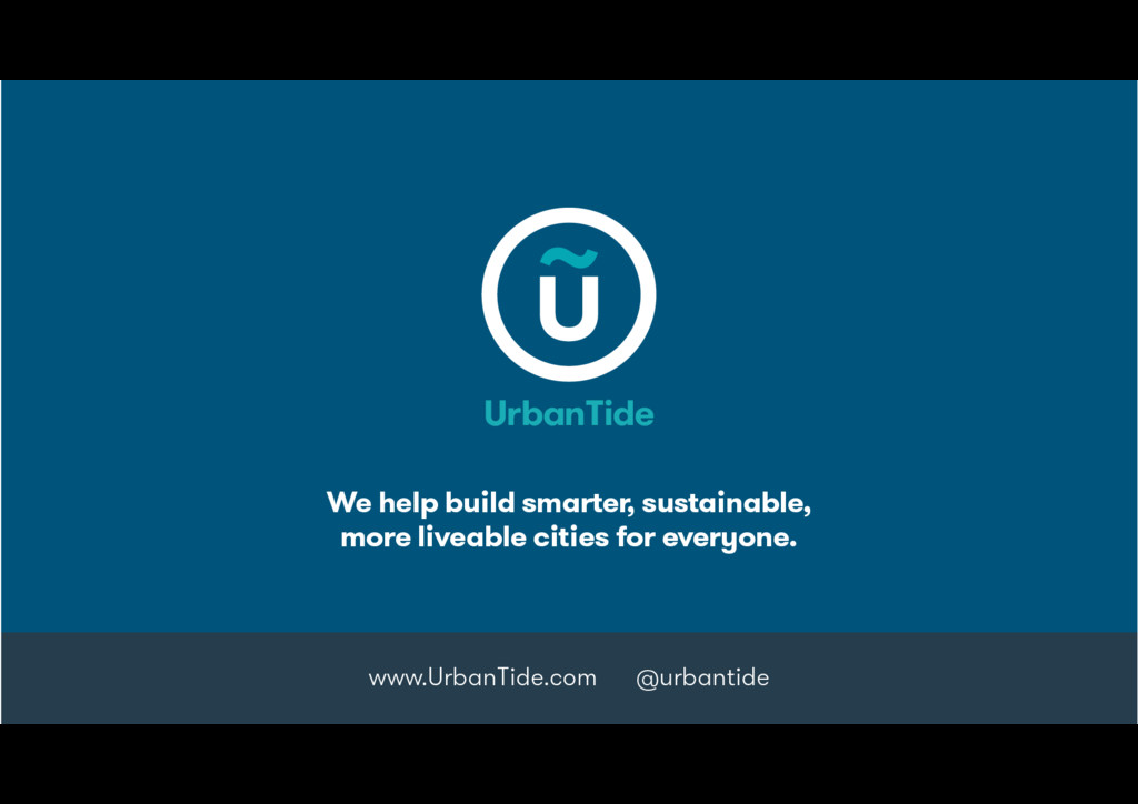 We help build smarter, sustainable, 