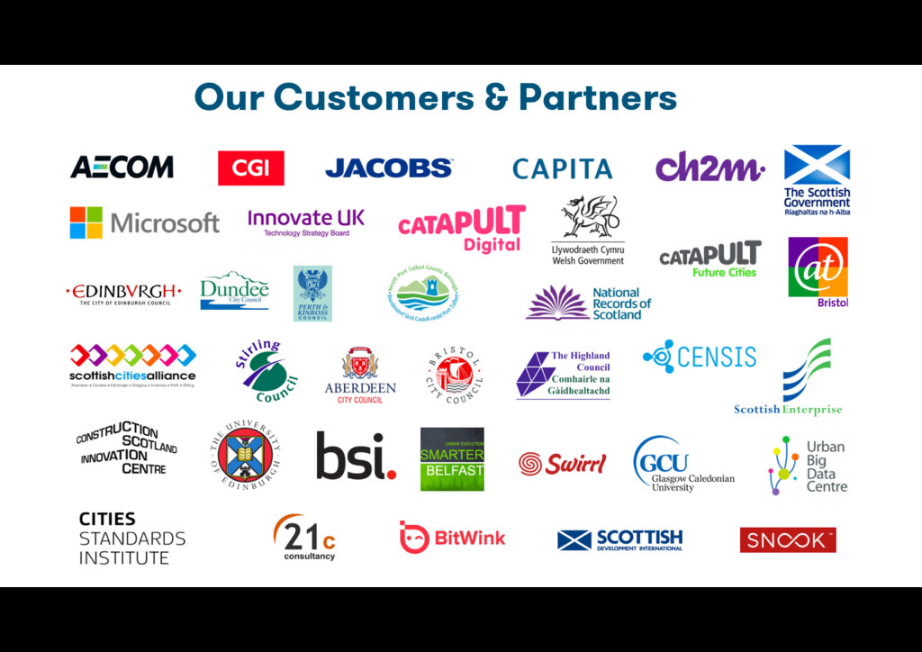 Our Customers & Partners