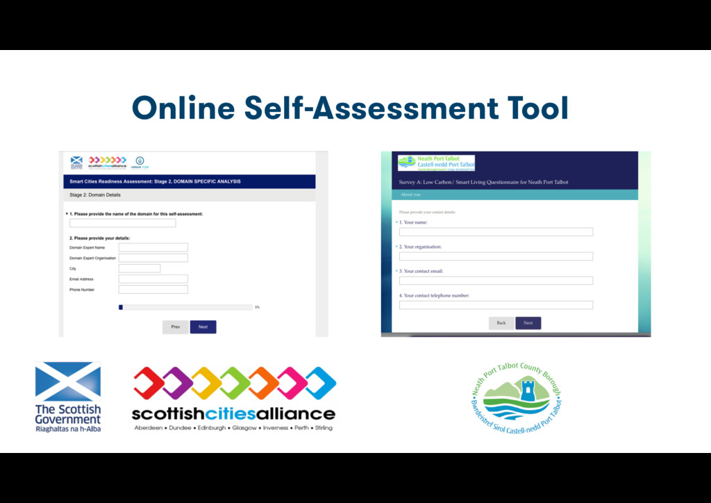 Online Self-Assessment Tool