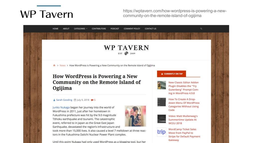 https://wptavern.com/how-wordpress-is-powering-...