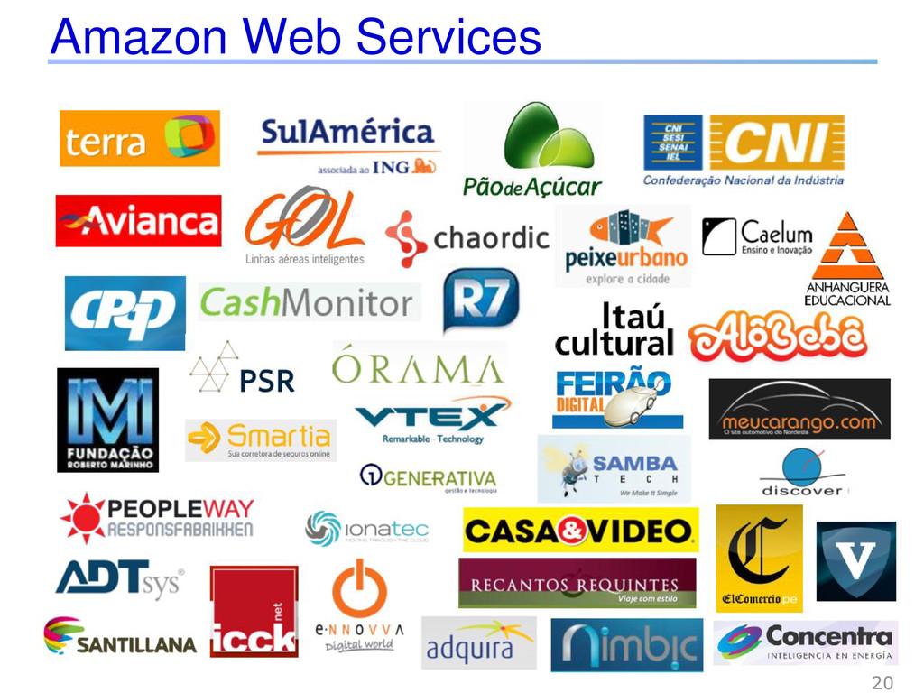 Amazon Web Services 20