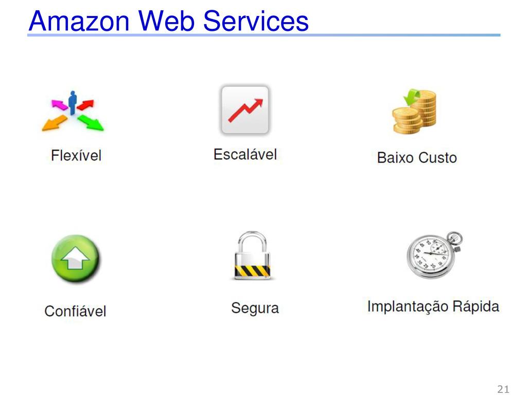 Amazon Web Services 21