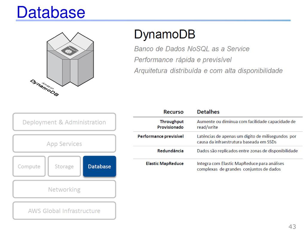Database 43