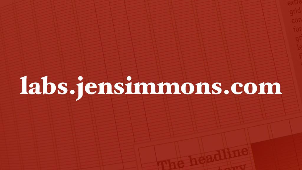 labs.jensimmons.com