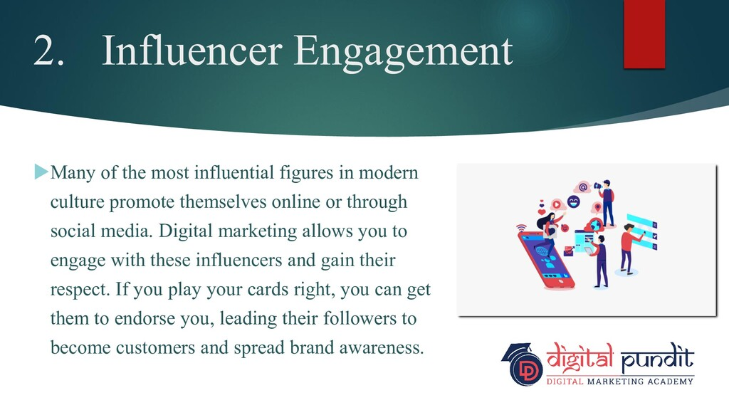 2. Influencer Engagement Many of the most infl...