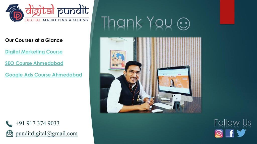 punditdigital@gmail.com +91 917 374 9033 Our Co...