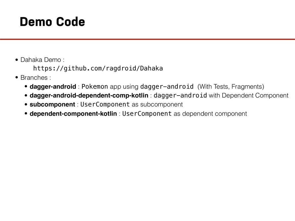 Demo Code • Dahaka Demo : https://github.com/ra...
