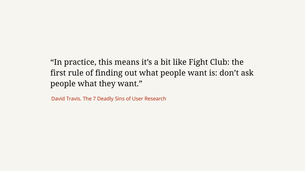 """In practice, this means it's a bit like Fight ..."