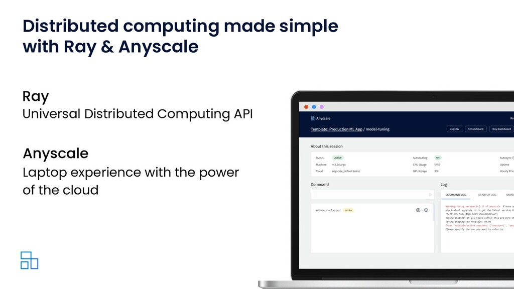 Distributed computing made simple with Ray & An...