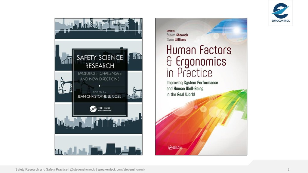 2 Safety Research and Safety Practice | @steven...