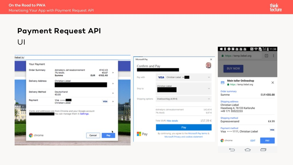 UI On the Road to PWA Monetising Your App with ...