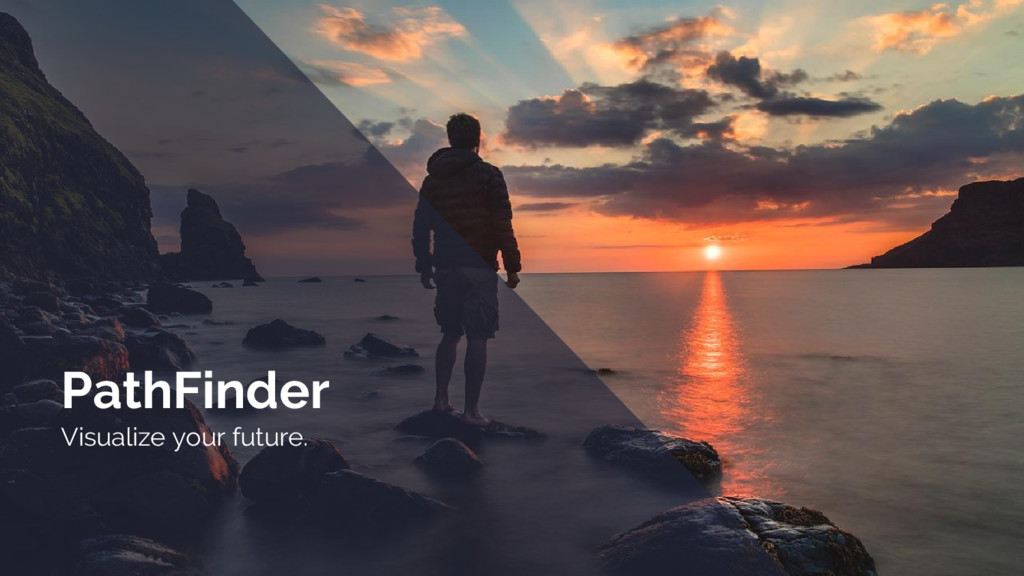 PathFinder Visualize your future.