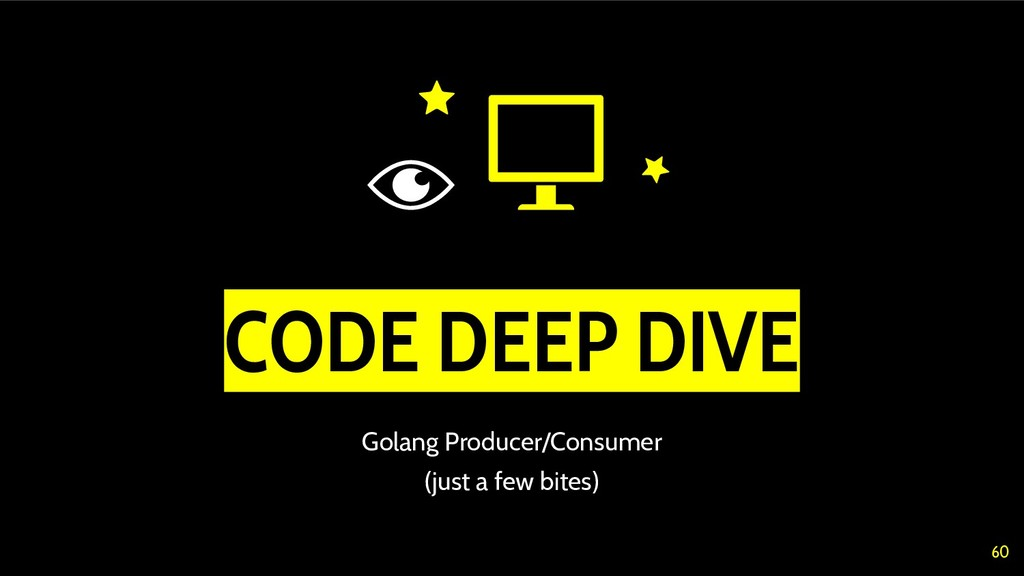 CODE DEEP DIVE Golang Producer/Consumer (just a...