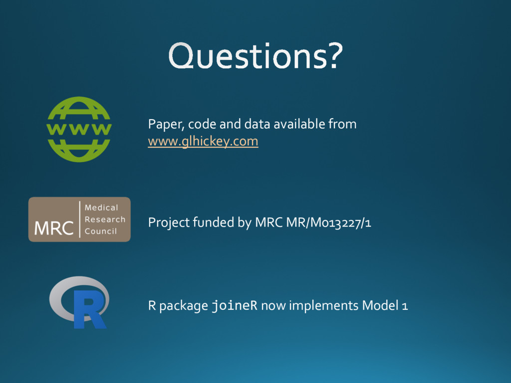 Paper, code and data available from www.glhicke...