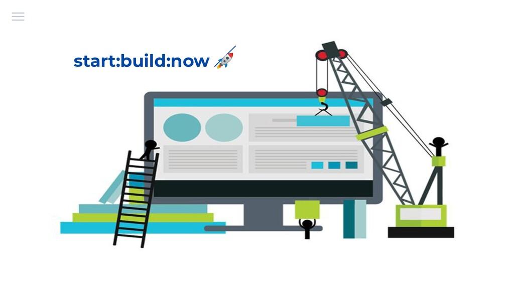 kuncevic.dev start:build:now