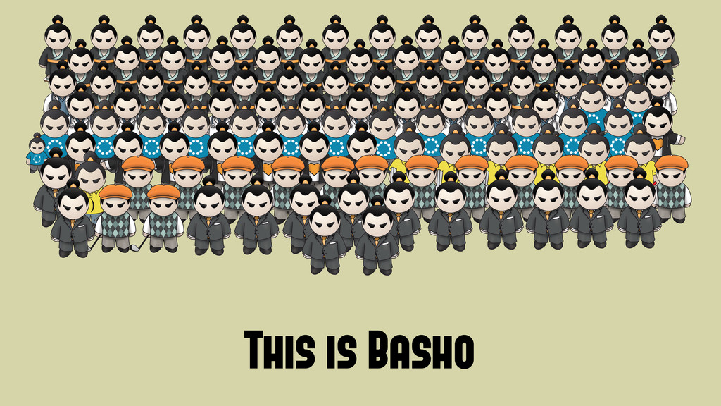 This is Basho