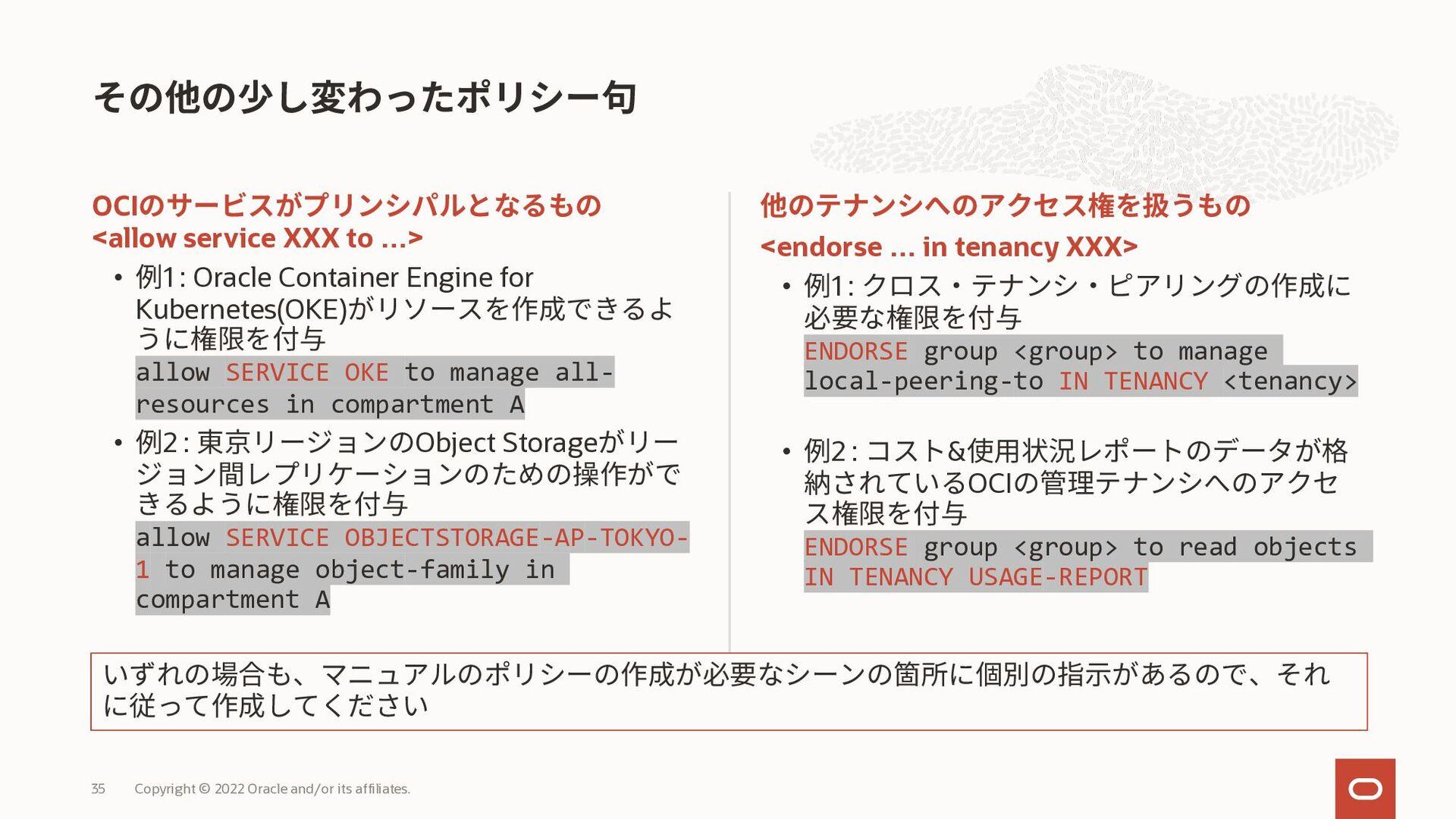 IDCS機能を利用して、IPアドレスによるWhitelisting、Backlistingでの...