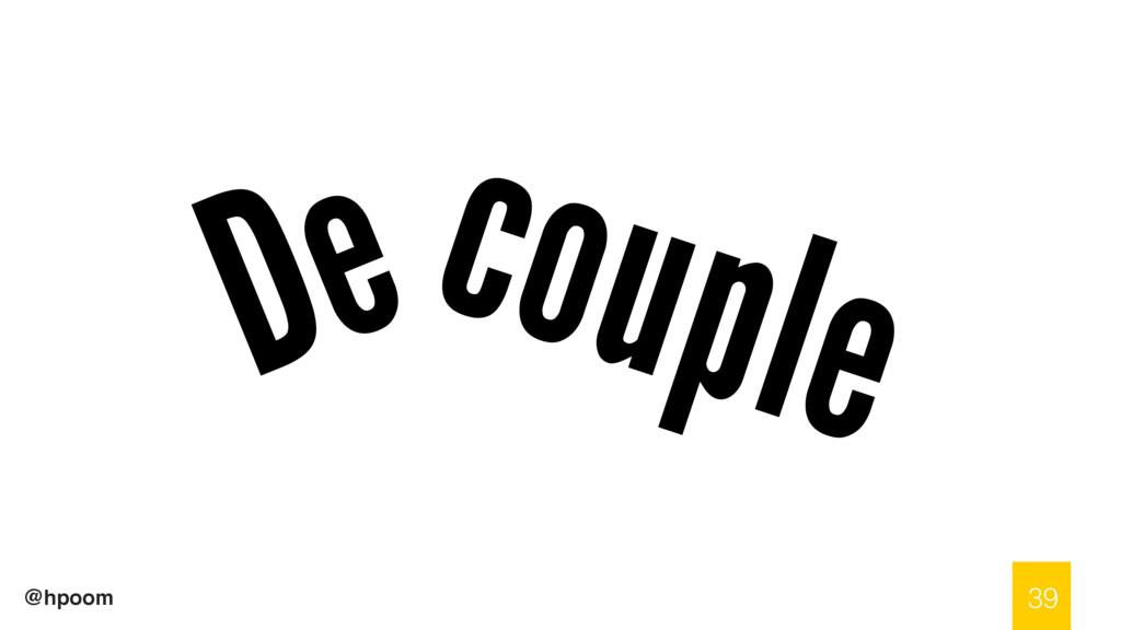 @hpoom couple 39 De