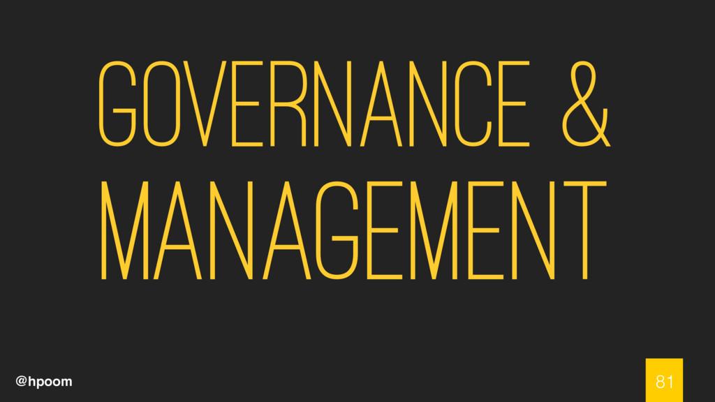 @hpoom Governance & Management 81