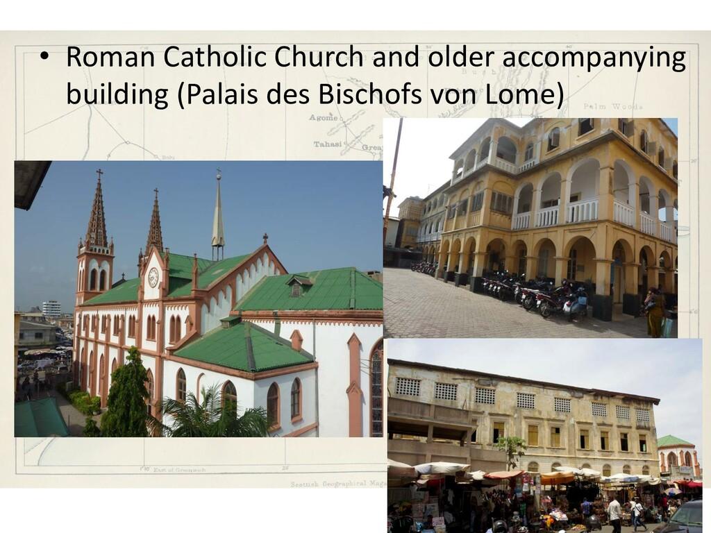• Roman Catholic Church and older accompanying ...