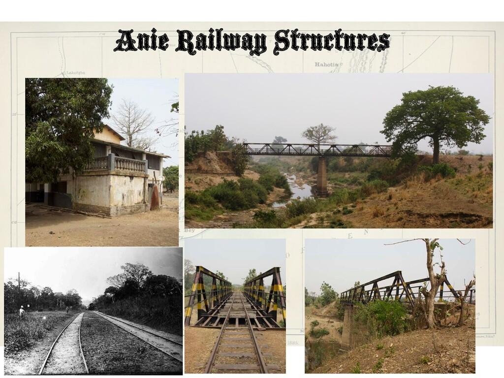 Anie Railway Structures