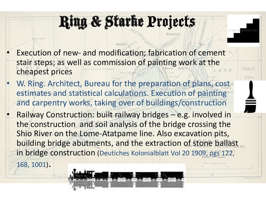 Ring & Starke Projects • Execution of new- and ...