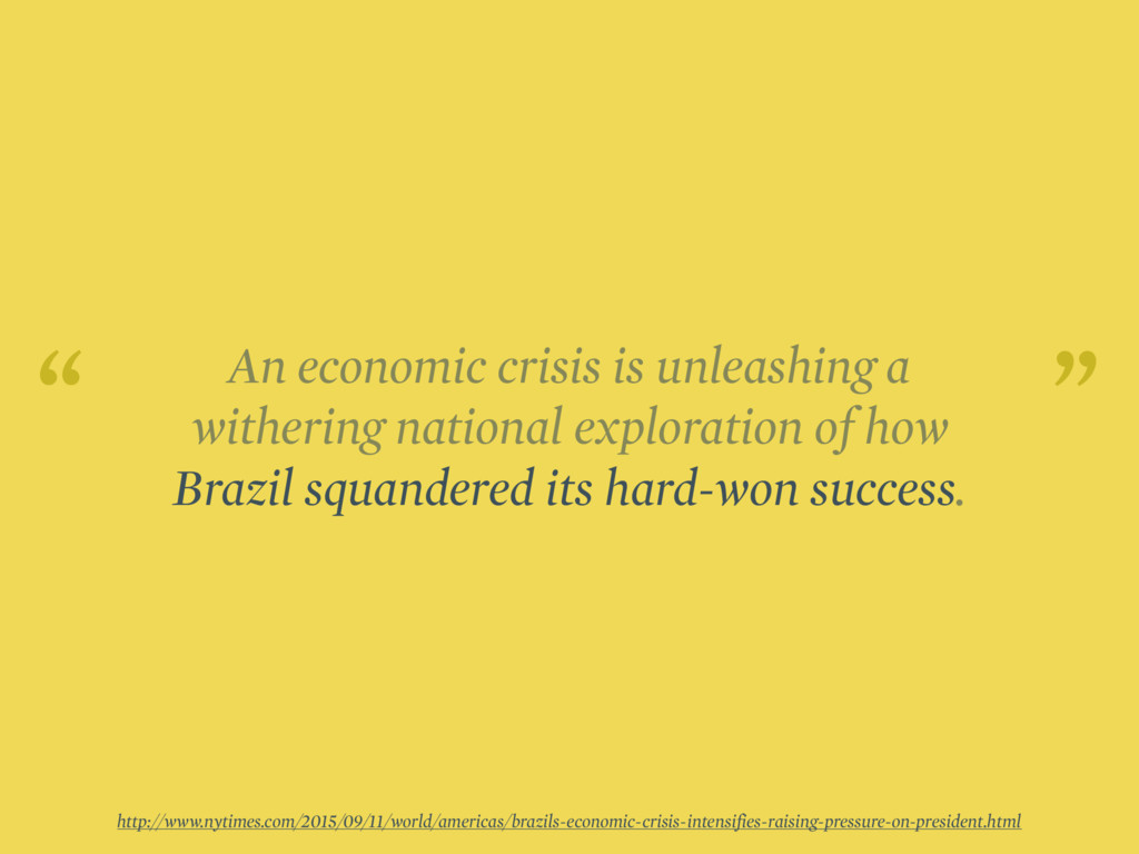 An economic crisis is unleashing a withering na...