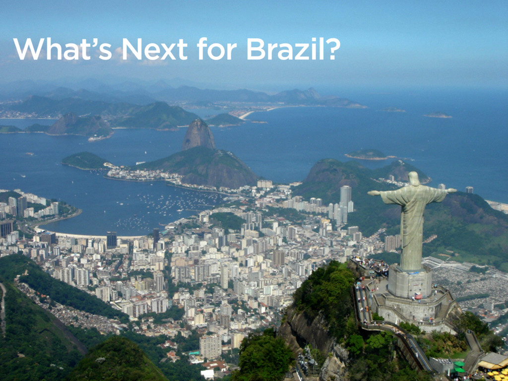 What's Next for Brazil?