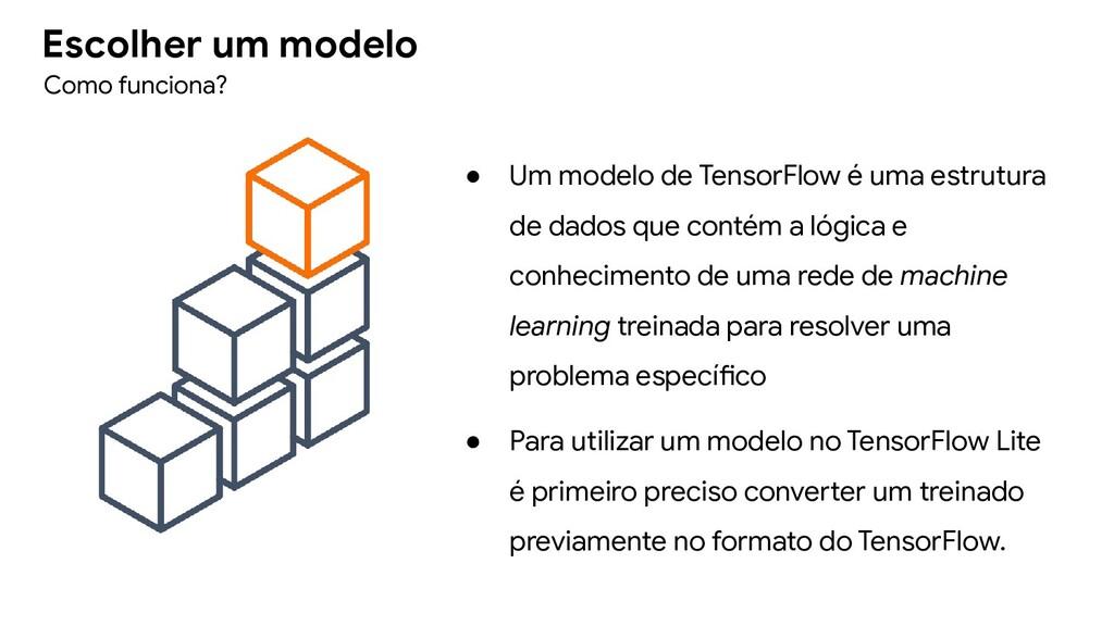 ● Um modelo de TensorFlow é uma estrutura de da...