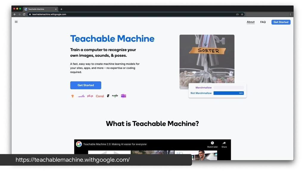 https://teachablemachine.withgoogle.com/