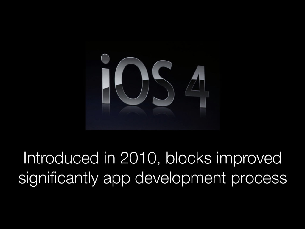 Introduced in 2010, blocks improved significantl...