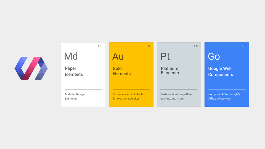 Polymer Catalog New Service Worker Elements Fe ...