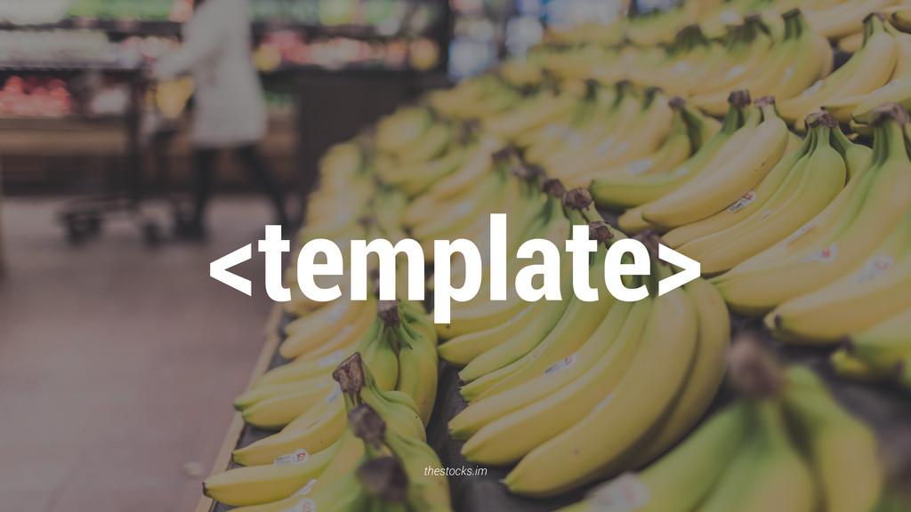 <template> thestocks.im