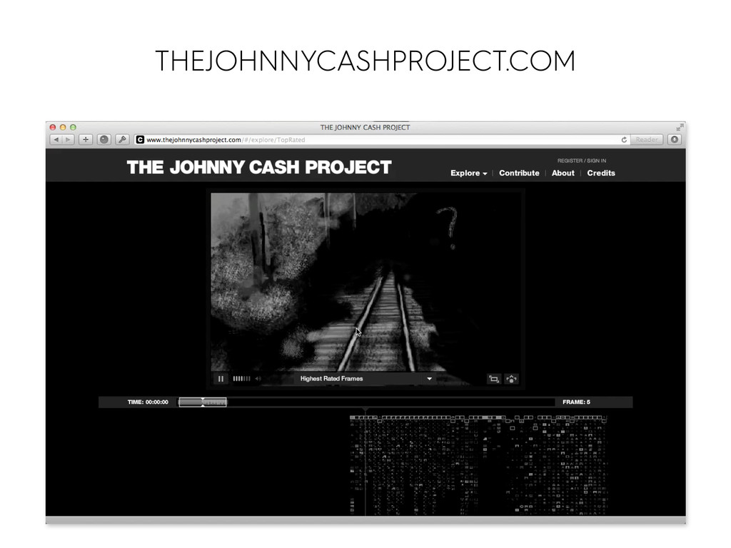 THEJOHNNYCASHPROJECT.COM