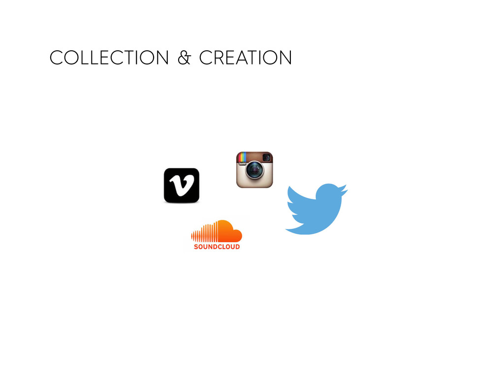 COLLECTION & CREATION