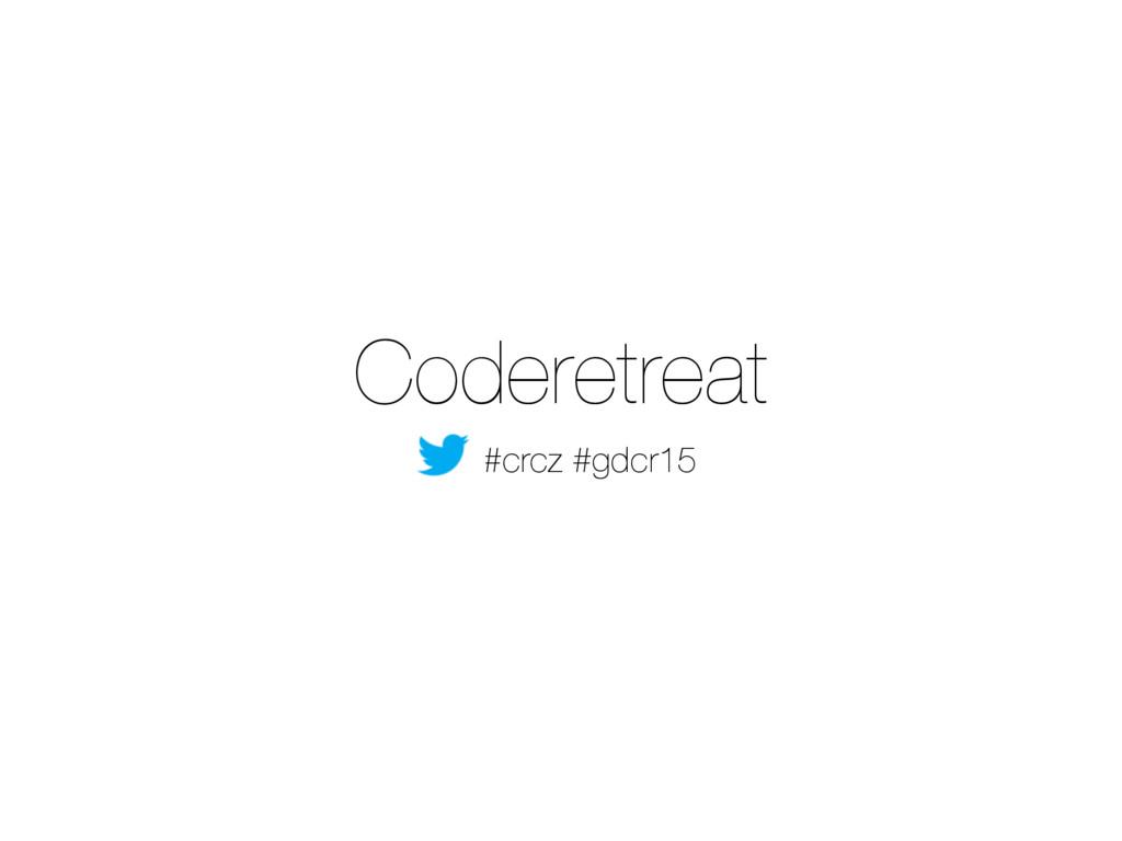 Coderetreat #crcz #gdcr15