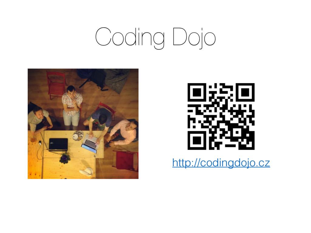 Coding Dojo http://codingdojo.cz